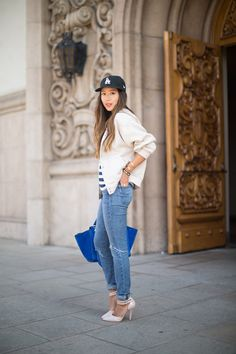 song, sporty chic, fashion styles, smart casual, outfit, brooklyn nets, baseball caps, blogger style, style fashion