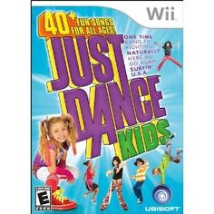 Wii dance game