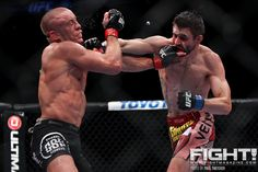 UFC 154 St Pierre Vs Condit was a spectacular fight!