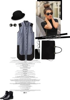 """#03/01 Street Styl { A little creation }"" by nijura ❤ liked on Polyvore"