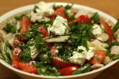 Refreshing Summer Salad Recipe - Romanian Mum Blog