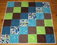 Baby Steps Quilt by mellymellun, via Flickr