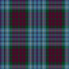 """The DunBroch Tartan was designed for the just released film """"Brave"""" with subdued, rich colours to reflect the rugged, natural setting of Scotland. Representative of the tartan worn by the fictional Royal Family in the animated tale, the pattern is organically refined in its colour sense. There was a concerted effort to use hues that were indicative of the less saturated dyeing techniques during the olden period in which the fantasy film is set."""