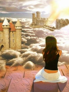 """""""If you have built castles in the air, your work need not be lost; that is where they should be.  Now put foundations under them.""""  - Henry David Thoreau  Put A Little Magick in Your Day! Premium edition includes daily magickal correspondences, quotes, affirmations, tarot card, spell , and an article teaching you more about your path. :)))   http://www.wiccanmoonsong.com/Moonsong-Daily-Magick.html   **original artwork by: Shootsy shootsy.deviantart.com/ **"""