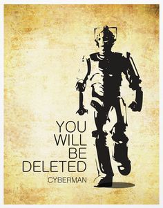 You will be deleted