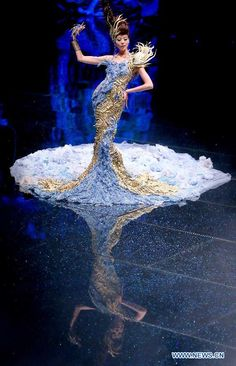 guo pei 2012 collection