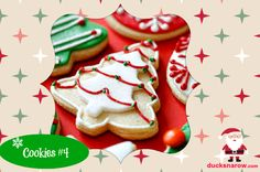 Christmas Cookies, holiday cookies, cookie recipes