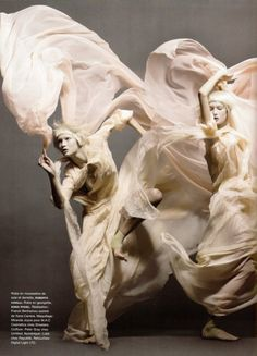 movement with fabric!