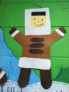 januari, eskimo, activ, winter craft, christma, first grade, kid, winter preschool, preschool art