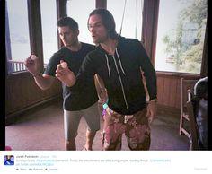 With Jared's tweet - J2 in Austin