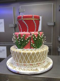 Wedding Cakes By Opera Paris Kuwait - by OperaKuwait @ CakesDecor.com - cake decorating website