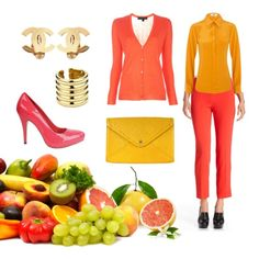"""Fruit salad BSp Classic"" by skugge on Polyvore"