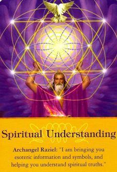 Free Angel Reading from Archangel Raziel: Spiritual Understanding