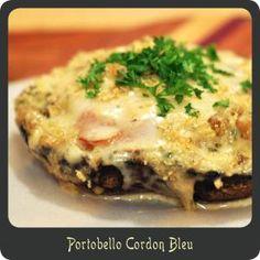 Portobello Cordon Bleu
