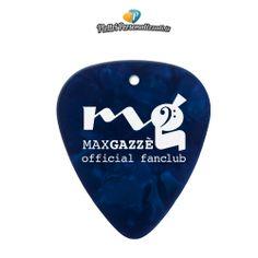 Plettri Personalizzati per Max Gazzè Official Fanclub