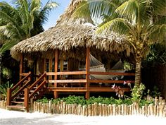 Our honeymoon cabana! Ramon's Village, Belize