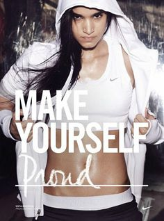 Make yourself PROUD - #fitness #fitspiration