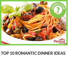 Cute boyfriend ideas for Easy romantic meals to cook for him
