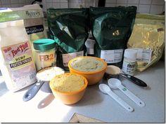 DIY Protein powder mix