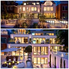Harrison Varma have once again constructed a modern masterpiece located in Courtenay Avenue, London UK. The luxury home has been built to the highest specification with over 16,300 sq. feet of accommodation. #Rodeoand5th #luxury #homes #decor #mansion