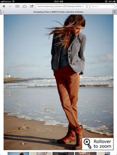 Chinos & Boots
