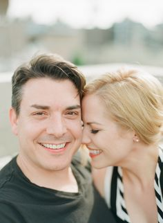 Sweet smiles all around. | Photography: http://ashleykelemen.com