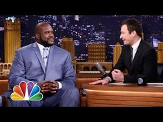 Shaquille O'Neal Wears Enormous Suits - YouTube