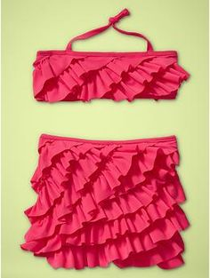 Ruffled two-piece | Gap