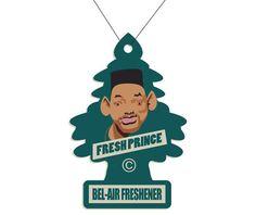 Fresh Prince of Bel-Air Freshener