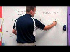 Grade 4 Elapsed Time using Z Method
