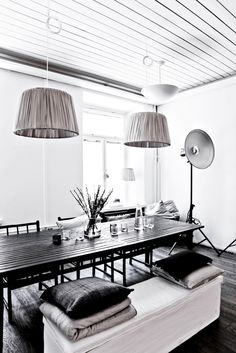 Creative interior inspiration