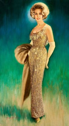 Jon Whitcomb - The Golden Gown