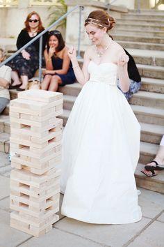 DIY Bride » Crafting Beautiful Weddings, One Project At A Time » Amanda + Ryan's Whimsical Picnic Wedding