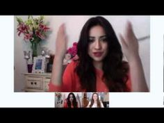 Our hangout with @Shay Mitchell & @Seventeen Magazine!
