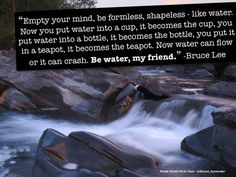 mind like water - Google Search