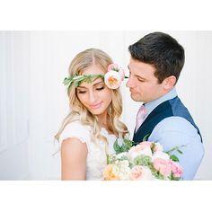 Beautiful bride at the Logan LDS Temple.