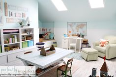 Incredibly beautiful playroom