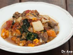 recip healthi, free food, healthi eat, beef stew, healthi food, crockpot beef, gluten free, stew recipes, maxim live