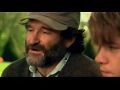 [Great Movie Scenes] Good Will Hunting - Park Scene - YouTube #RobinWilliams #RobinWilliamsTribute #Hope #DontWorry #Believe #Depression #Hope #DontGiveUp #DontWorry #Believe #CharInCincy #Smile