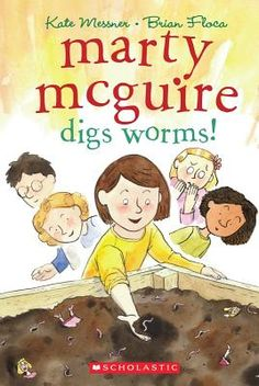 Find Marty McGuire Digs Worms at an independent bookseller near you!