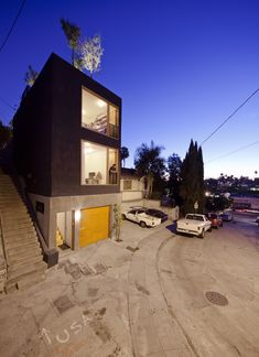 Eels Nest by Anonymous Architects