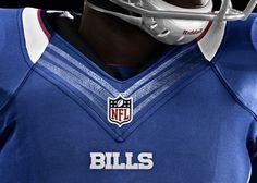 Buffalo Bills NIKE uniform....