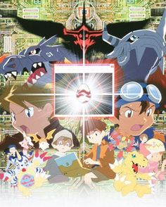 Digimon - Our War Game