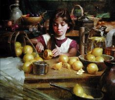 """""""Lemonade"""" ... by Morgan Weistling"""