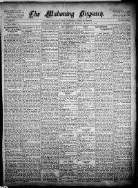 search America's historic newspapers from 1836-1922