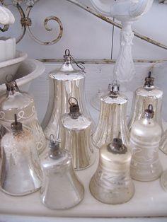 ❥ silver bells...