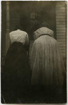 vintage postcards, camera, carmencita, vintag photo, black white