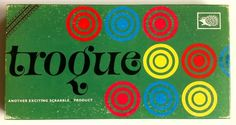 More board game typography -- some q!