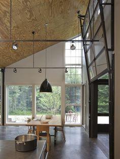 5 Favorites: Plywood Ceilings : Remodelista