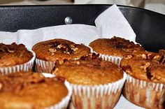 Heart Healthy Apple Muffins (from the Food Network).  Delicious!!!